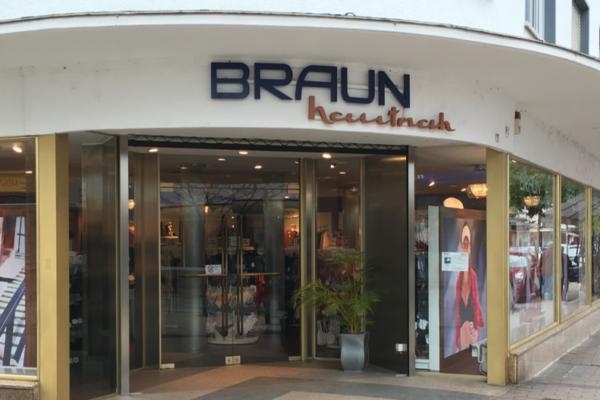 Bild 1 von Braun hautnah