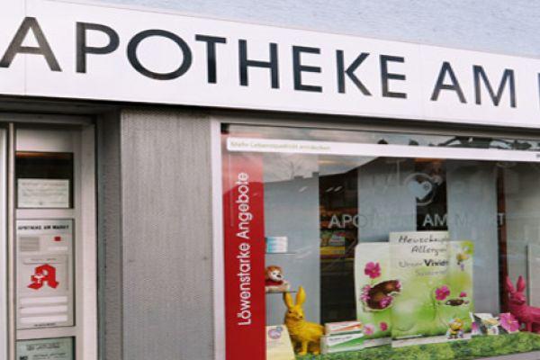 Bild 1 von Apotheke am Markt